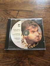 ❣️RARE PICTURE DISC CD❣️One More Try-George Michael (Wham!)