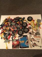 Knex Rubber Band Racers Plus More