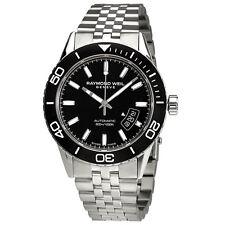 Raymond Weil Freelancer Automatic Black Dial Mens Watch 2760-ST1-20001