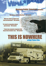 THIS IS NOWHERE RV Camping at WAL-MART 2-disc DVD set! w/MOVIE SOUNDTRACK 2002