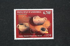 ANDORRE FRANCAIS - timbre Yvert&Tellier n°538 n**- stamp andorra (cyn1)