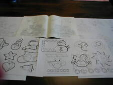 TRI CHEM EIGHT DIFFERENT TRANSFER SET 6 ARTS AND CRAFTS