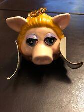 Jim Henson Miss Piggy Angel 1979 Original Ornament