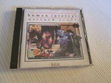 MATTHEW SCOTT Human Interest CD KPM MUSIC LIBRARY AMBIENT SOUND ART NO LP