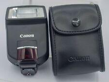 Canon Speedlite 220EX Electronic SLR Camera Flash Unit