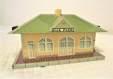 """Marx O Gauge Lithographed """"Oak Park"""" Station"""