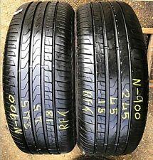 245-45-18 96Y Pirelli Cinturato P7⭐️ X2 runflat summer tyres 5.6mm-6mm