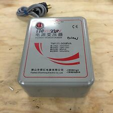 Power Transformer 3000VA 110V to 220V Step Up Voltage Converter TM111-3000VA