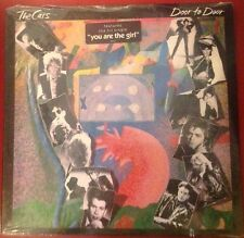 "CARS   Door To Door  LP STILL SEALED 1987 607471    ""You Are The Girl"""