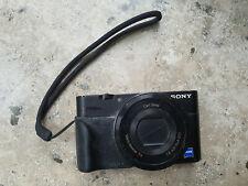 Sony DSC-RX100 Kompakt Kamera - Objektiv defekt!