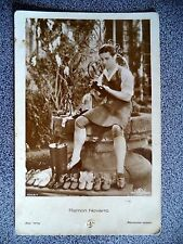 RAMON NOVARRO Old Movie Postcard from Germany. About 1920