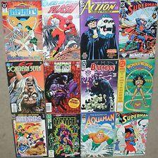 DC COMICS 1980/90/2000's Batman, JLA, Superman, etc DEALS FOR MULTI BUYS