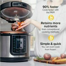 Brand New Boxed Pressure King Pro 12-in-1 Digital Pressure Cooker Fast Free Post