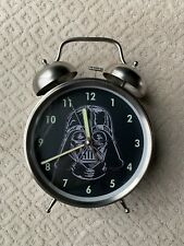 Pottery Barn Kids Star Wars Darth Vader Large Retro Style Alarm Clock