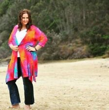 Regular Size Rayon Multi-Coloured Tops and Blouses for Women