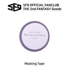 SF9 - Fan Club Fantasy 2rd term Official Goods - Masking Tape