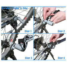 Bike Trailers Bicycle Coupler Angled Elbow Attachment Hitch For InStep Schw Hotâ�