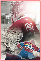 4x6 UNSIGNED PHOTO PRINT OF Carey Price Montreal  Canadiens #TP