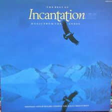 THE BEST OF INCANTATION LP Music From The Andes West 5 CODA 19 Excellent