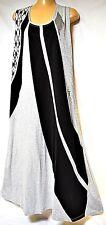plus sz XXS / 12 TS TAKING SHAPE Soho Maxi Dress chic stretch glam NWT rrp$120!