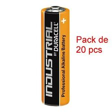 LR06 Duracell Industrial  Pack 20 pcs