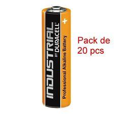 LR06 Duracell Industrial  Pack 20 pcs