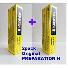 2-PACK PREPARATION H -Puffy Eyes,Wrinkles, Hemorroids Bio-Dyne & Shark Oil EXP