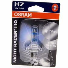 H7 OSRAM Night Racer 110% Motorrad Lampe 64210NR1-01B Blister Box 1 Stück