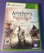 Assassin's Creed The Americas Collection [ 3 Games in 1 Pack ] (XBOX 360) NEW