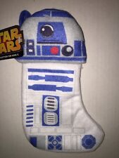 Star Wars Christmas Holiday Small Mini Stocking Ornament - R2D2 Robot