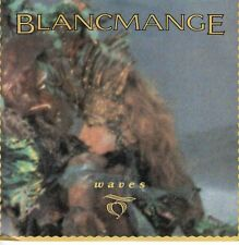 7inch BLANCMANGE waves HOLLAND  1983 EX+  (S2280)