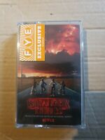 Stranger Things  - New And Sealed Cassette - Netflix Original Series