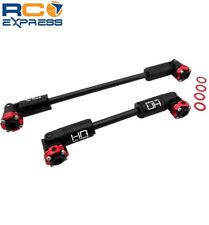 Hot Racing Axial SCX10 II 2 Steel Universal CVD Driveshafts SCXT37A02