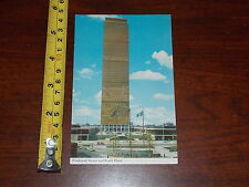 Postcard Old Vintage Prudential Tower South Plaza New Boston Massachusetts
