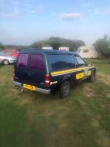 Ford escort mk4 van 1800 diesel project