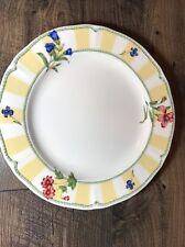 "Homecraft by Noritake  9212 Summer Estate 10 3/4"" Dinner Plate"