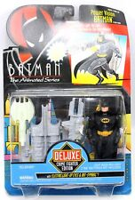 Deluxe Crime Fighter Power Vision Batman Animated Action Figure Kenner 1993