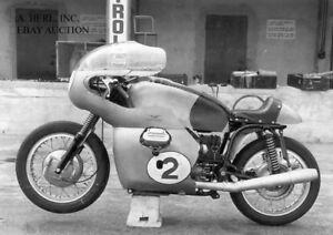 Moto Guzzi V7 750 Ambassador 1969 world record breaker motorcycle photo