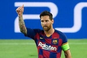Nike Men's FC Barcelona 2019/20 Vapor Match Home AJ5257-456