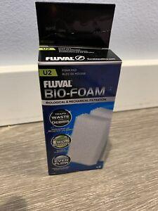 Fluval BIO-FOAM U2 Foam Pad - 2 pack - NEW