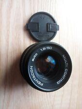 Pentacon Auto Multi Coating Camera Lens 1.8 50mm - VGC