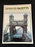 Narrow Gauge and Short Line Gazette March April 1978