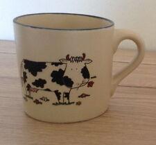 T017-CK - Tasse mit Motiv - Kuh (1) - mit Wunschname