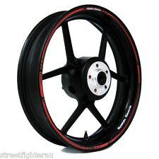 17'' wheel trim RED SPEED Rascal Grafik almost Universal Strip Kit  - RA36918