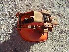 Allis Chalmers D17 AC Tractor ORIGINAL Easy rider seat pan assembly