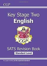 New KS2 English Targeted SATs Revision Book - Standard Level by CGP Books | Pape