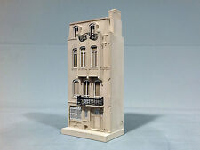 Victor Horta's House, Brussels - Plaster Model of the House Facade Hand Made UK