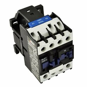 Direct Replacement for TELEMECANIQUE AC Contactor LC1D25 LC1D2510-G6 120V Coil