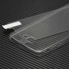 Transparent Clear Silicone Cover Case For Samsung Galaxy J5 2016 + Protector