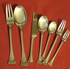 Dansk Stainless Thistle Open Stock- You Select the Piece Used Flatware France